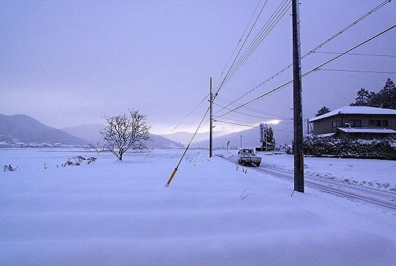 かつて雪の降る町で | ある無名の寫心家の視點