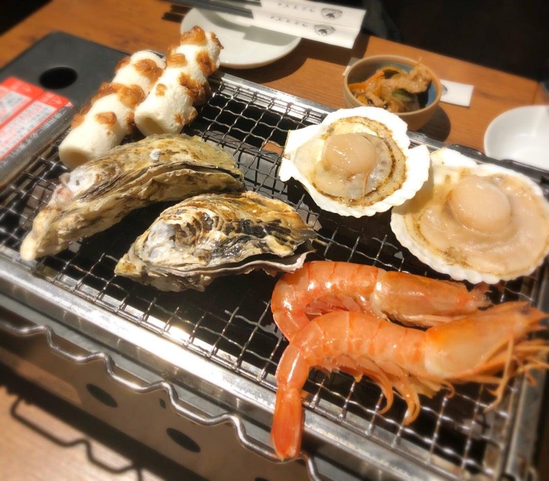 「大阪」激安!60分浜焼き食べ放題 | ゆるゆるパパ弁と大阪食べ ...