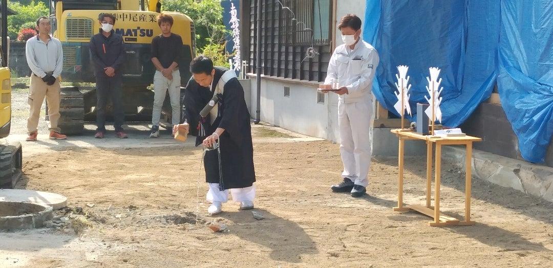 井戸のお祓い   ふもとのお寺 妙功寺 嫁ブログ