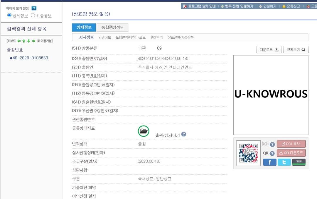 SME が U-KNOWROUS で 商標登録申請(出願) | ユノは羅針盤