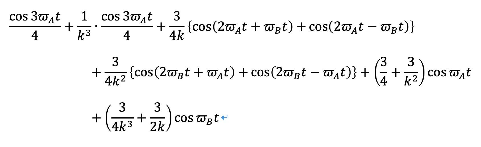 FA301B1 相互変調積成分の振幅について   JA8RQD/AG7KV