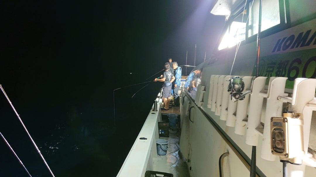 日本海で初のイカ釣り 地獄編 | ZEBRA 魚神話