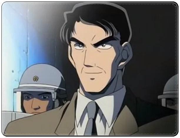 名探偵コナンのジンの正體ってまさか…遠山刑事部長 ...