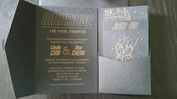 Star Wars Wedding Ideas Tips And Trends