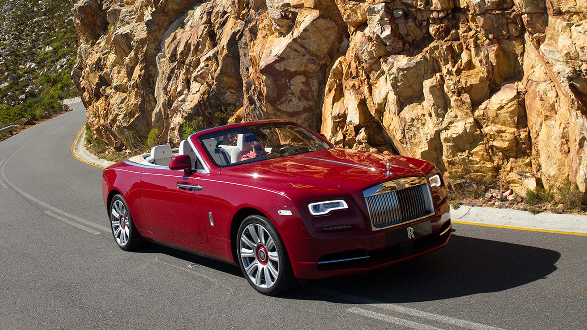 Rolls Royce Dawn 2016 Std Price Mileage Reviews Specification