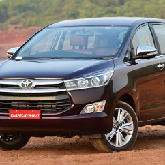 All New Kijang Innova 2.4 G At Diesel Toyota Crysta 2018 Price Mileage Reviews Specification Gallery