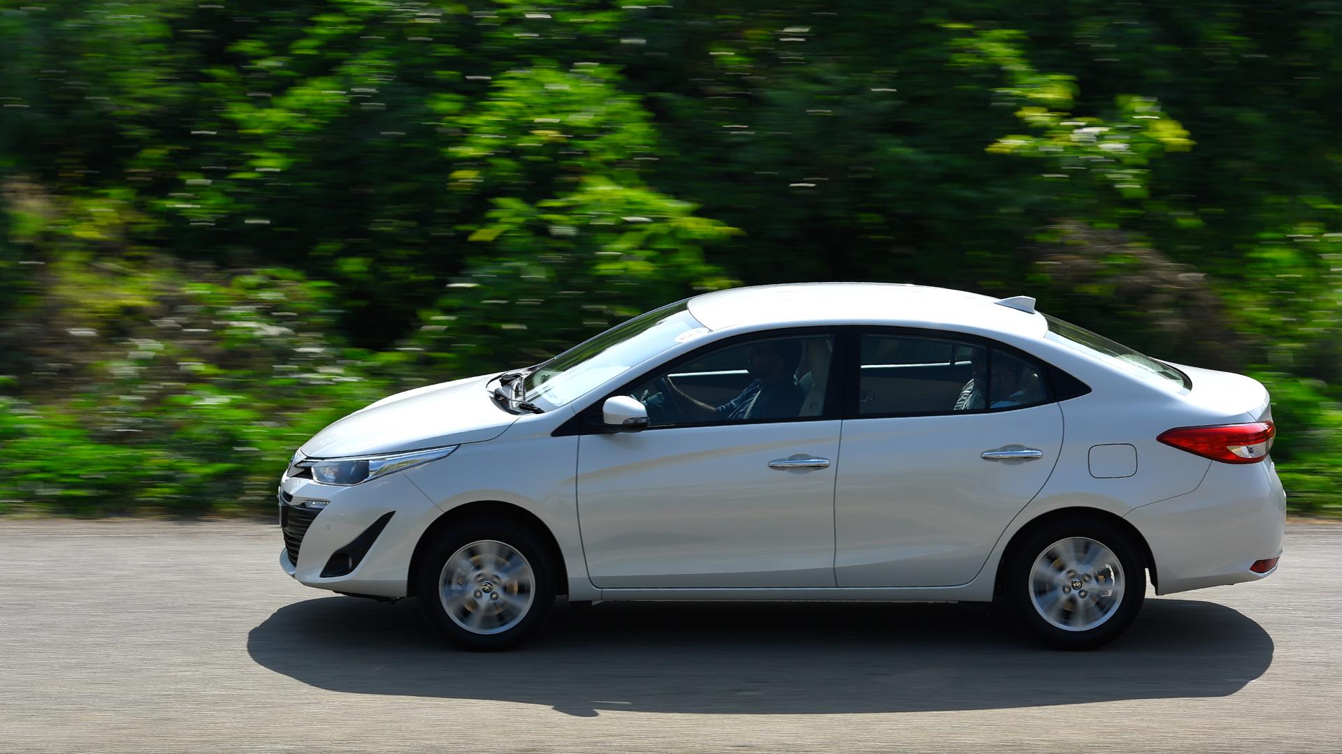 toyota yaris trd sportivo cvt 2018 harga all new kijang innova bekas vx exterior car photos overdrive