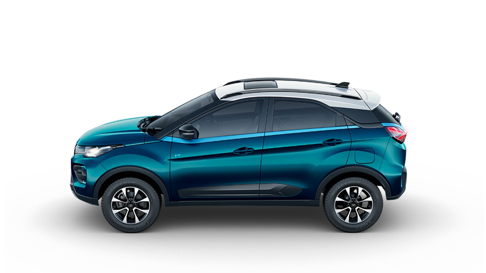 Tata Nexon EV 2020 XZ Plus Lux Exterior Car Photos - Overdrive