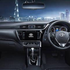 New Corolla Altis Launch Date In India Toyota Yaris Trd Turbo 2017 Launched At Rs 15 87 Lakh Overdrive