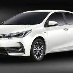 New Corolla Altis Launch Date In India Spek Grand Avanza 2016 2017 Toyota Launched At Rs 15 87 Lakh Overdrive