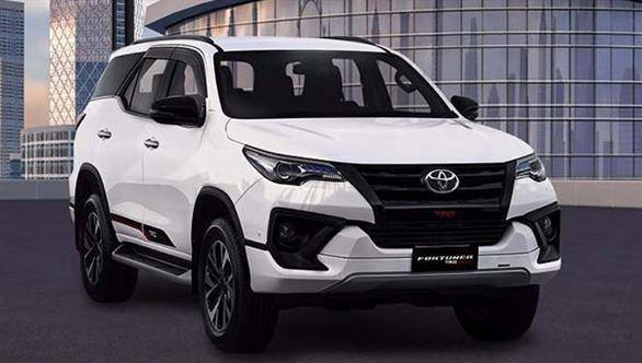 toyota yaris trd sportivo 2017 grand new avanza silver fortuner edition launched in india at rs 31 01 lakh