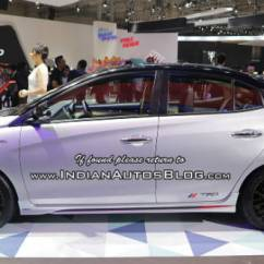 Toyota Yaris Trd Interior Grand New Avanza G 2017 Sportier Sportivo Shown At Giias 2018 Overdrive