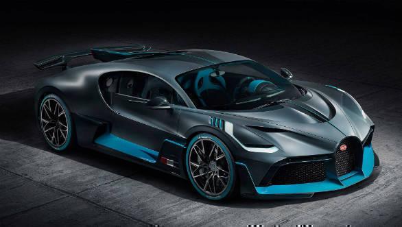 Image Gallery 2018 Bugatti Divo Overdrive