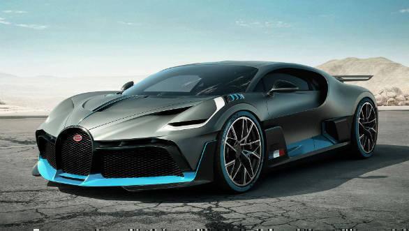 Monterey Car Week 2018 The Bugatti Divo Is A Trackbred