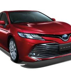 All New Camry Thailand Konsumsi Bahan Bakar Kijang Innova 2019 Toyota Hybrid To Launch In India On January 18 Overdrive