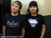 ARDEN Tシャツ1
