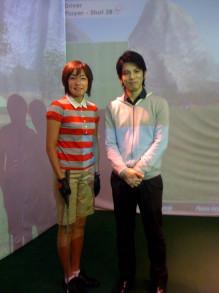Shuichi Muroya Official Blog                                        ~Thanks for Everything~