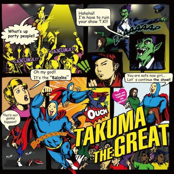 TAKUMA THE GREAT