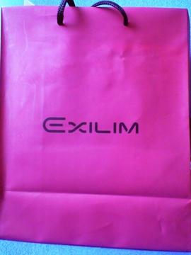 EXILIM袋