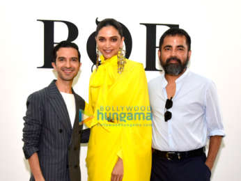 Photos Deepika Padukone And Others Celebs Snapped At Business Of Fashion Panel
