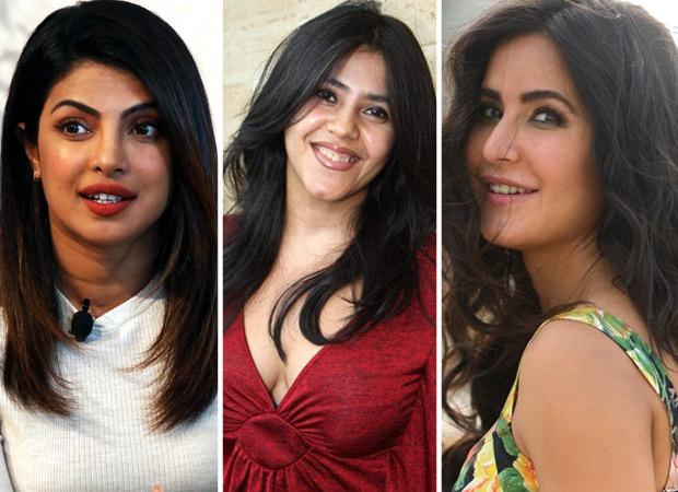 एकता कपूर ने NAAGIN पर एक फिल्म के लिए प्रियंका चोपड़ा और कैटरीना कैफ से संपर्क किया और इस तरह उन्होंने जवाब दिया