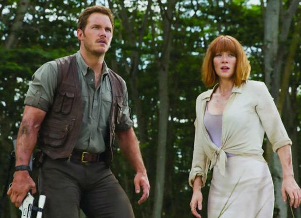 Chris Pratt and Bryce Dallas Howard starrerJurassic World: Dominion pushed to 2022