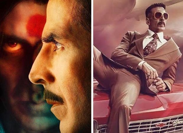 अक्षय कुमार के प्रशंसकों के लिए डबल धमाका, क्योंकि 9 अक्टूबर को लक्ष्मी बॉम्ब का ट्रेलर डूब गया;  5 अक्टूबर को रिलीज़ होगी बेलबॉटम टीज़र