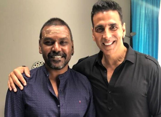 """Special thanks to Akshay Kumar Saran for accepting this role and for playing his role"" - Lakshmi says Raghava Lawrence on the bomb"