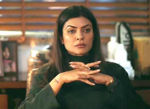 सुष्मिता सेन ने नवंबर में दुबई में आर्या के सीजन 2 को किक करने के लिए