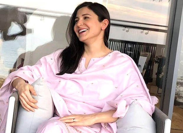 Mom-to-be Anushka Sharma back to work, shares picture of her team dressed in PPE kit