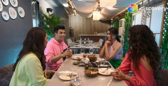 Star Vs Food: From chopping onions to failing to find turmeric, Karan Johar brings chaos, panic and unsafe jokes to the kitchen
