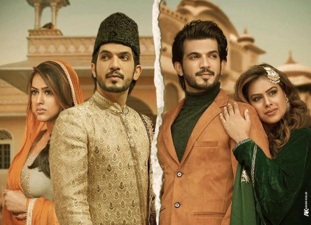 Nia Sharma and Arjun Bijlani depict heartbreaking love story in 'Tum Bewafa Ho' music video teaser : Bollywood News – Bollywood Hungama