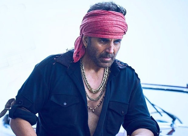 Akshay Kumar and crew to shoot the final sequence of Bachchan Pandey at a multiplex of Andheri