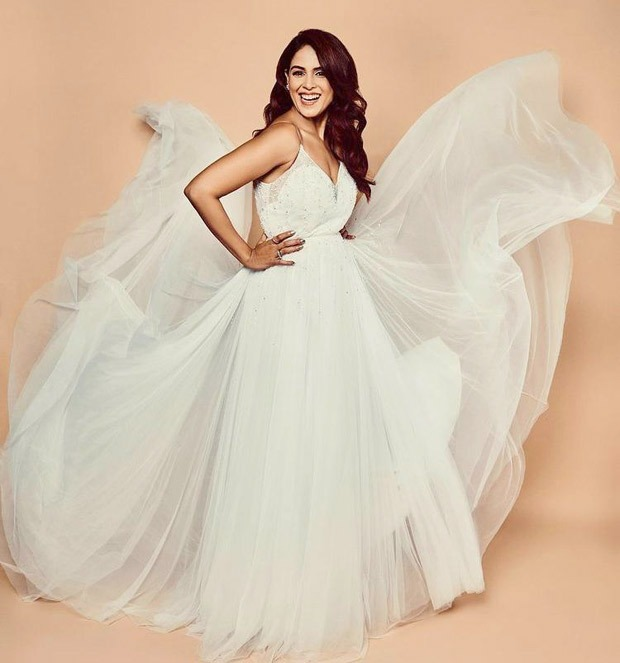 Genelia Deshmukh looks like a real-life modern-day princess in a white gown