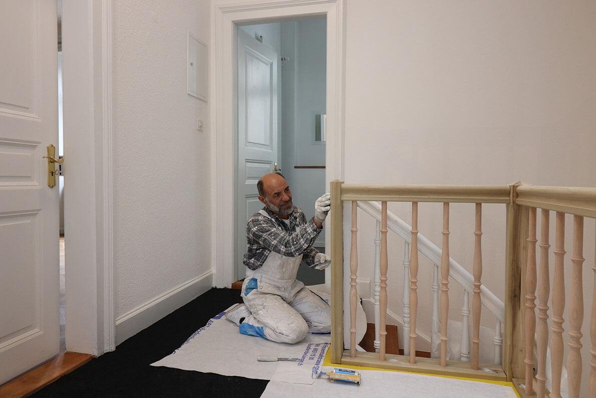 Regenbogen Maler Und Gipser Gmbh, 4053 Reinach - Jobs - Portrã¤T