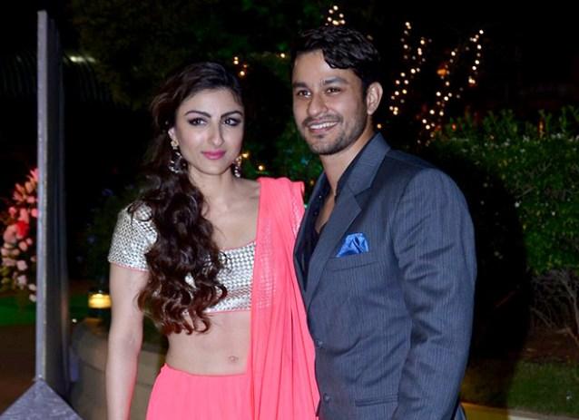 soha ali khan and kunal khemu married couple bollywood