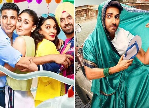 अक्षय कुमार और करीना कपूर खान की गुड न्यूवेज़, आयुष्मान खुराना स्टारर ड्रीम गर्ल 11 जून को दुबई में होगी रिलीज़