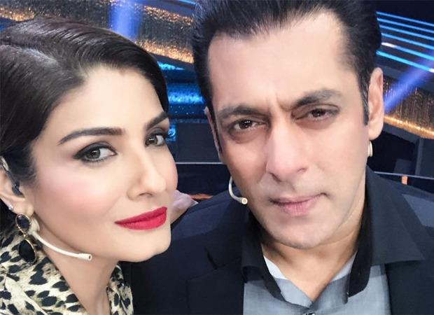 रवीना टंडन याद करती हैं कि कैसे वह पहली बार सलमान खान से मिलीं और उन्हें अपनी अगली फिल्म में कास्ट किया गया