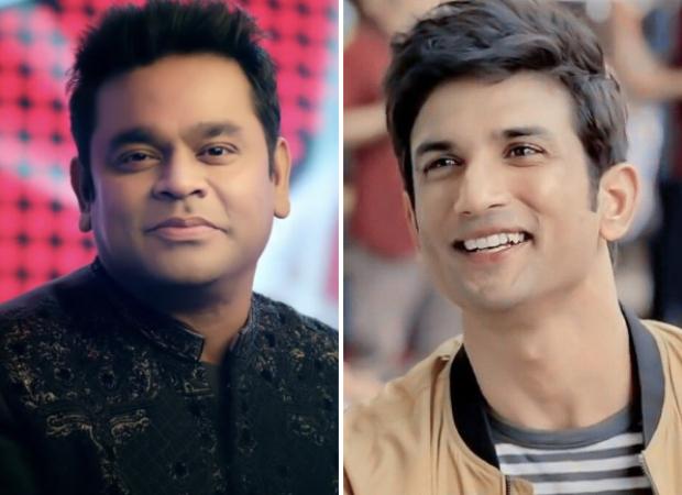सुशांत सिंह राजपूत की फिल्म दिल बेखर से आखिरी गीत 'नेवर से अलविदा' को पूरा करने के लिए एआर रहमान