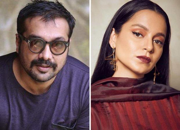 अनुराग रानौत ने कंगना रनौत पर सांड की आंख के निर्देशक को 'घबराहट' देने का आरोप लगाया, ताकि प्रतिद्वंद्वी फिल्म की तुरंत घोषणा की जा सके