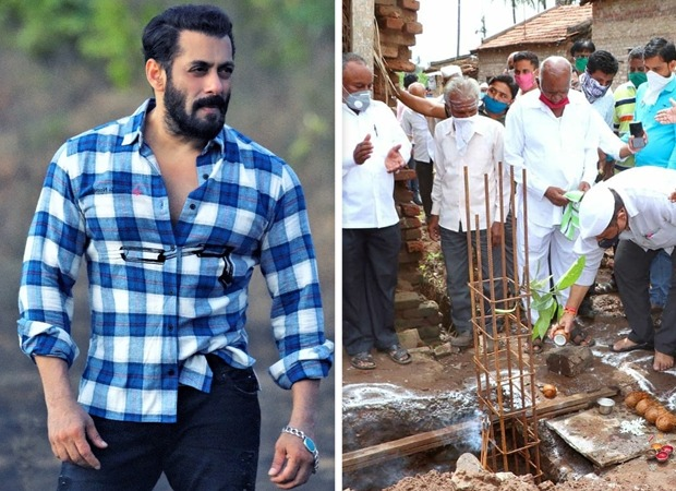 BREAKING: Salman Khan keeps his word; begins construction of 70 houses in flood-hit Khidrapur village in Maharashtra : Bollywood News – Bollywood Hungama