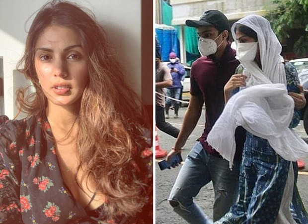ED grills Rhea Chakraborty for eight hours, actress says she didn't use Sushant Singh Rajput's funds : Bollywood News – Bollywood Hungama