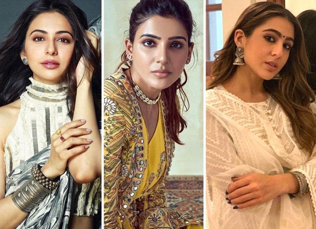 """Sorry Rakul, Sorry Sara,"" writes Samantha Akkineni after NCB denies making a list of Bollywood celebrities in drug probe"
