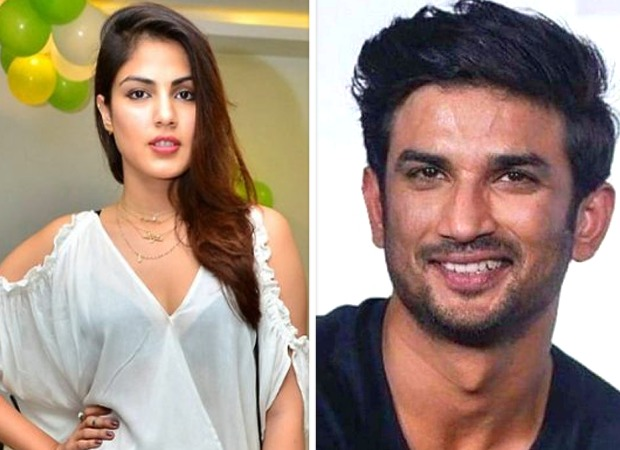 Rhea Chakraborty is accused of harbouring late actor Sushant Singh Rajput for consumption of drugs: Reports