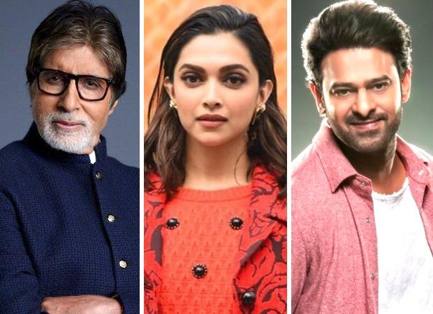 Amitabh Bachchan joins Deepika Padukone and Prabhas starrer to be helmed by Nag Ashwin
