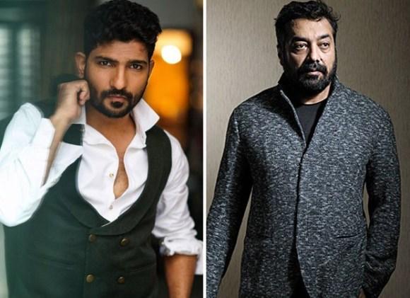 Sacred Games actor Jatin Sarna defends Anurag Kashyap