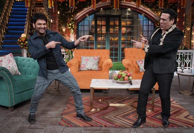 The Kapil Sharma Show Govinda grooves to the beats of 'Kisi Disco Mein Jaaye'