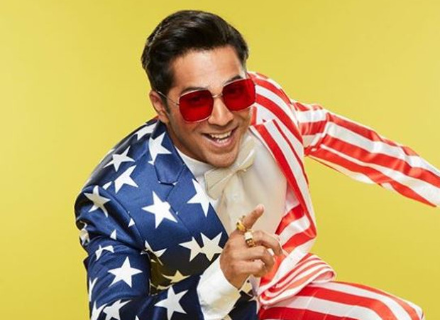 Varun Dhawan congratulates US President elect Joe Biden with his look from Coolie No. 1