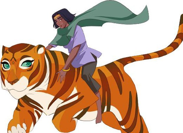 India's first female animated superhero returns with 'Priya's Mask', the comic book and film will be focused on COVID-19 : Bollywood News – Bollywood Hungama