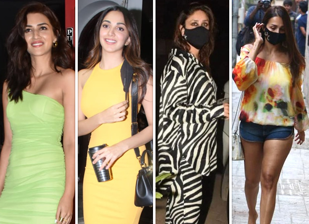 HITS AND MISSES OF THE WEEK: Kriti Sanon, Kiara Advani impress with their style; Kareena Kapoor Khan, Malaika Arora fail to leave a mark